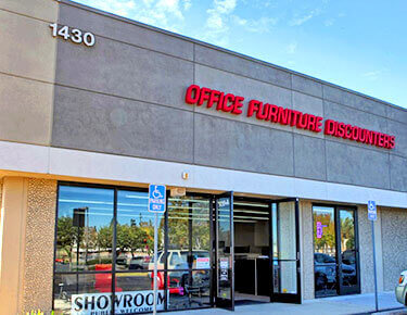 Cube Designs & Office furniture discounters - Located in Santa Ana. Visit our showroom today.