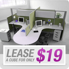 Lease New And Used Cubicle For Orange County Los Angeles
