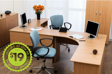 Leasing Cubicles start As Low As $19, brought you by the leading used furniture discounter - Cube Designs