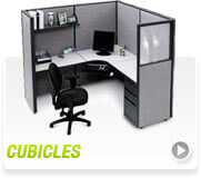 Used Office Cubicles - Furniture for Orange County & Los Angeles